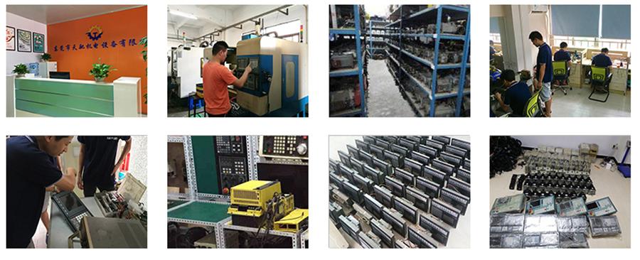 二手原装宝元数控系统控制器LNC-500